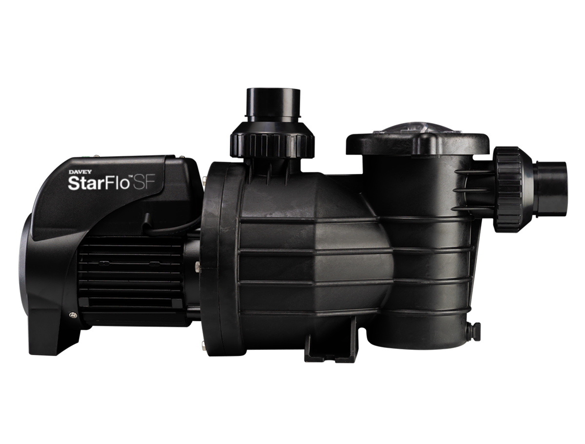 DSF900 - 1.2hp 900w single speed StarFlo SF pool pump